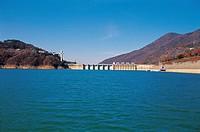 Chungju Dam,Chungju,Chungbuk,Korea