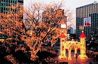 Christmas,Korea