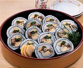 Thick_Rolled Sushi