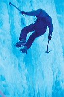 Ice Climbing,Gangwon,Korea