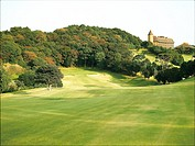 A Golf Course,Nagasaki,Japan