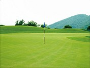 A Golf Course,Gangwon,Korea
