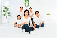 Korean Family