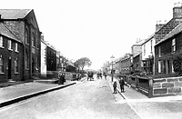 Marske_by_the_Sea, High Street 1906