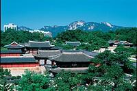 Changdeokgung palace,Seoul,Korea