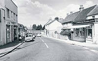 Winscombe, Woodborough Road c1965