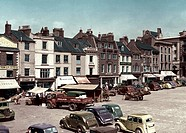 Northampton, Market Place c1950