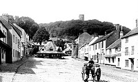 Dunster, Market House 1890