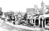 Pangbourne, the Village 1899