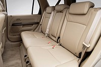 2006 Honda CR-V SE in Beige - Rear seats