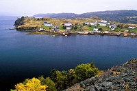 Harbour Mille East, Burin Peninsula, Newfoundland, Canada