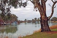 River Murray victoria Australia