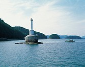 Light House, Hansan Island,Gyeongnam,Korea