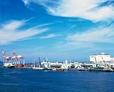 Suzaki Wharf in Fukuoka