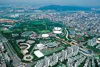 Olympic Park,Songpa-gu,Seoul,Korea