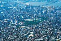 Hangang River,Yongsan-gu,Seoul,Korea