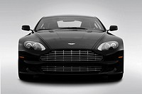 2007 Aston Martin V8 Vantage in Black - Low/Wide Front