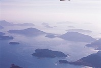 Geojedo Island,Hallyo Haesang National Park,Gyeongnam,Korea