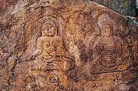 Stone Buddha Statue,Gyeongbuk,Korea