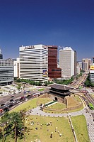 NamdaemunSouth Gate,Seoul,Korea