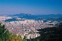 Buddha Statue,Mt  Palgongsan,Gyeongbuk,Korea