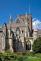 St Albans, cathedral, 1077, Hertfordshire, UK