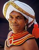 Kandyan Dancer, Kandy, Sri Lanka