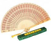 World symbols: Fan and its case Japan
