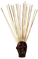 World symbols: Incense holder Africa