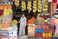 Fruit shop, Old Sharm, Egypt