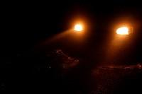 Light, Light of Car, Rio Grande do Sul, Brazil