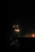 Fireworkses, Praia do Rosa, Municipio de Imbituba, Santa Catarina, Brazil