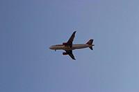 Airplane, São Paulo, Brazil