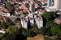 Instituto Biológico, Street Amâncio de Carvalho, Vila Mariana