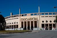 Municipal stadium Paulo Machado de Carvalho, Pacaembu, São Paulo, Brazil