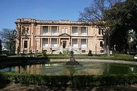 Museum, Art gallery, Park of the Luz, São Paulo, Brazil