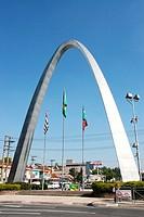 Pontilhão of Osasco, São Paulo, Brazil