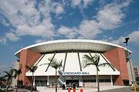 Credicard Hall, Avenue Nações Unidas, Vila Almeida, São Paulo, Brazil