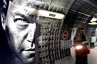 Westminster tube station, London, England, U.K.