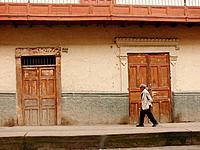Man, Cajamarca, Peru
