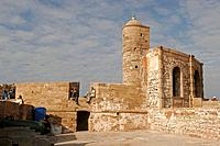 africa, morocco, essaouira, portuguese citadel, nord bastion