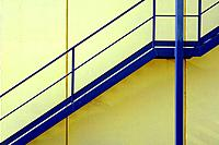 Stairs. Lleida, Catalonia, Spain