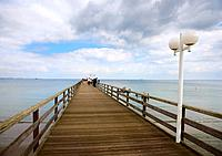 europe, germany, baltic sea, wharf