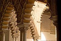 europe, spain, andalusia, seville, alcazar