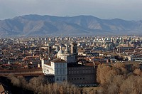 italy, piedmont, turin, landscape
