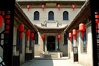 china, shanxi, pingyao, house of qiao family