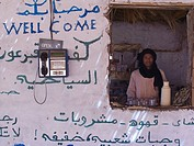africa, libya, telephone and arabic writing