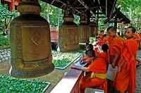 wat phra keo temple, chiang rai, thailand, southeast asia
