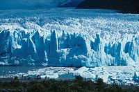 america, argentina, santa cruz province, el calafate area, glacier perito moreno