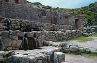 america, peru, tambo machay ruins